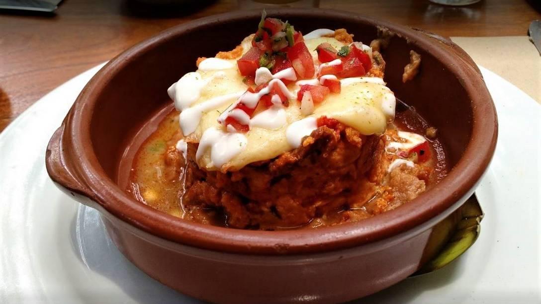 Lasagna by Jose Valencia Herrera