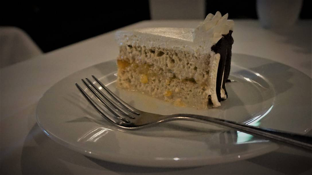 Pastel Tres Leches at Cerro Viento