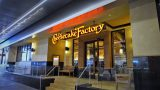 The Cheesecake Factory – Mexico City