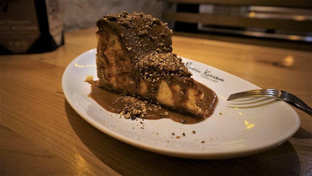 zRUSTK New York-style Cheesecake