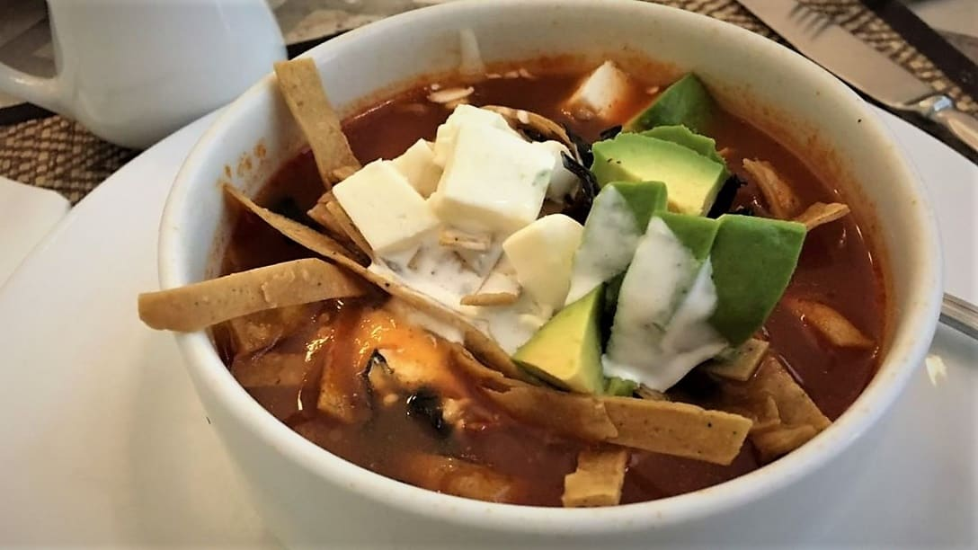 4 MAQUMX Tortilla Soup by Hugo Palomares