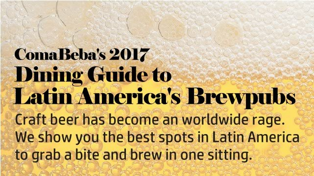 Latin American Gastropub and Brewpub Guide