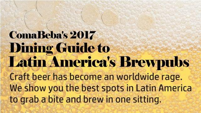 Latin American Gastropub and Brewpub Guide