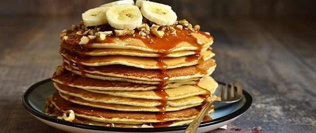Where to find pancakes in Mexico City