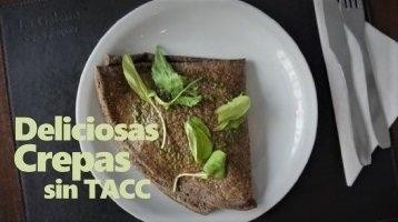 Crepas sin TACC en Buenos Aires y los mejores crepas de la ciudad