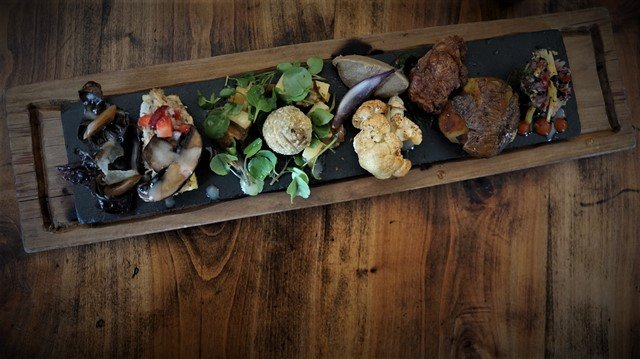 Peumayen Ancestral Food - Santiago