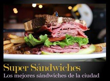 Los mejores sándwiches de Buenos Aires