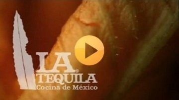 La Tequila and the cuisine of Mexico