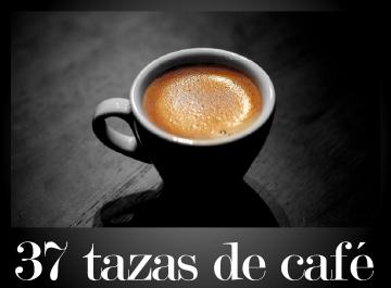 37 tazas de café en Buenos Aires
