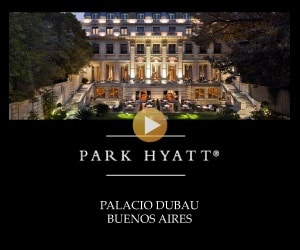 Park Hyatt Palacio Duhau - The Palace Guards are waiting