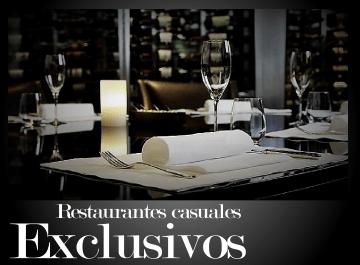 Los mejores restaurantes exclusivos de Santiago de Chile