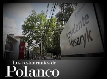 Los mejores restaurantes en colonia Polanco en Ciudad de México