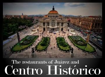 The best restaurants in Centro Histórico and Juárez