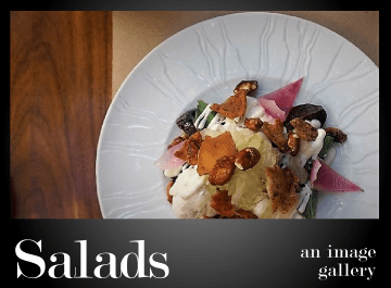 The best salads in Santiago Chile