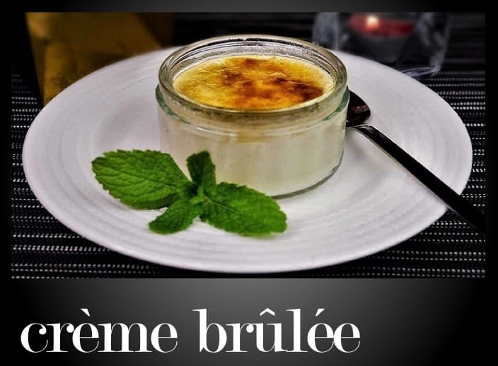 Where to find creme brulee in Buenos Aires