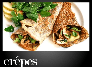 Best Restaurants for Crepes