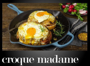 Best Restaurants for Croque Madame in Buenos Aires