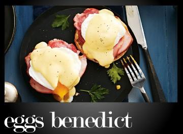 Best restaurants for Eggs Benedict in Lima