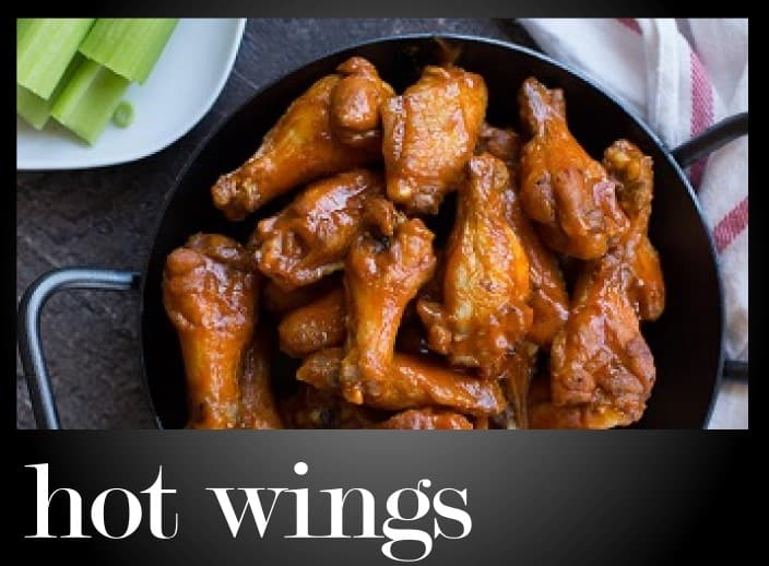 Where to find the best hot wings in Santiago de Chile