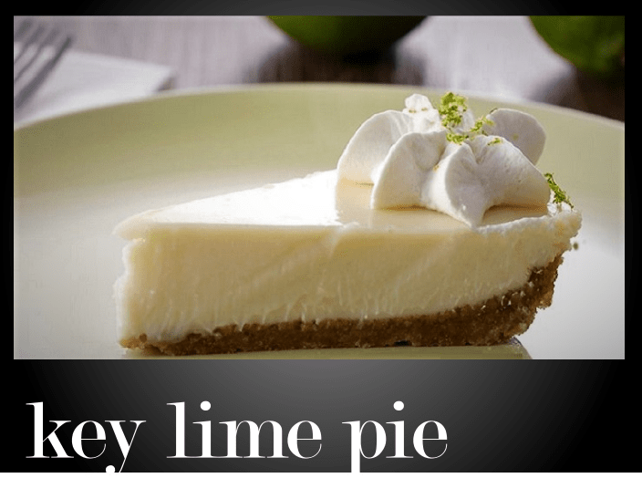 Where to find key lime pie in Buenos Aires