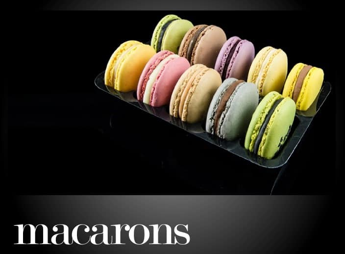 Cafes and restaurants with Macarons in Buenos Aires