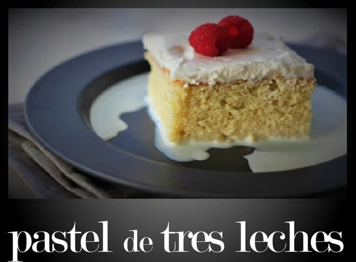 The best pastel de tres leches in Buenos Aires