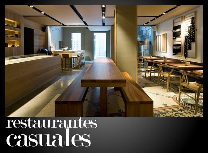 Los mejores restaurantes casuales en Lima Peru