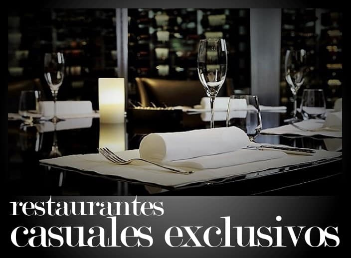 Los mejores restaurantes casuales exclusivos de Buenos Aires