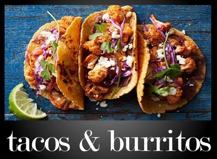 Best Restaurants for Tacos and Burritos
