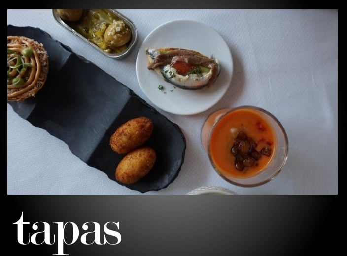 Where to find the best Spanish tapas in Santiago de Chile