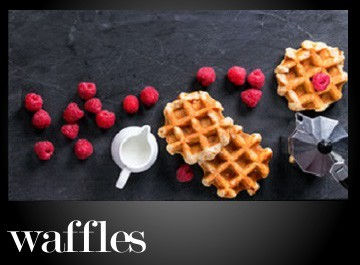 Restaurants with Waffles in Lima
