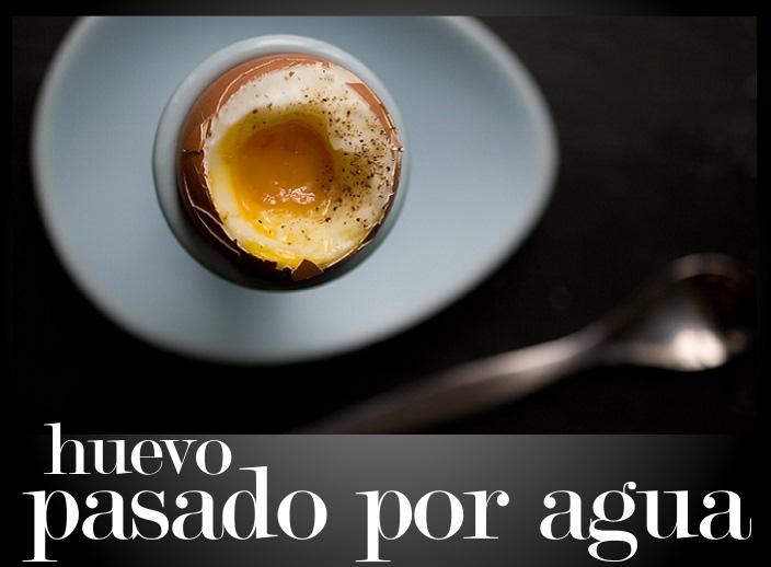 Restaurantes que sirven huevos pasados por agua