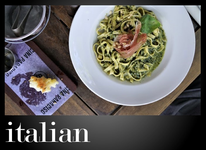 Best Italian Restaurantes in Santiago Chile