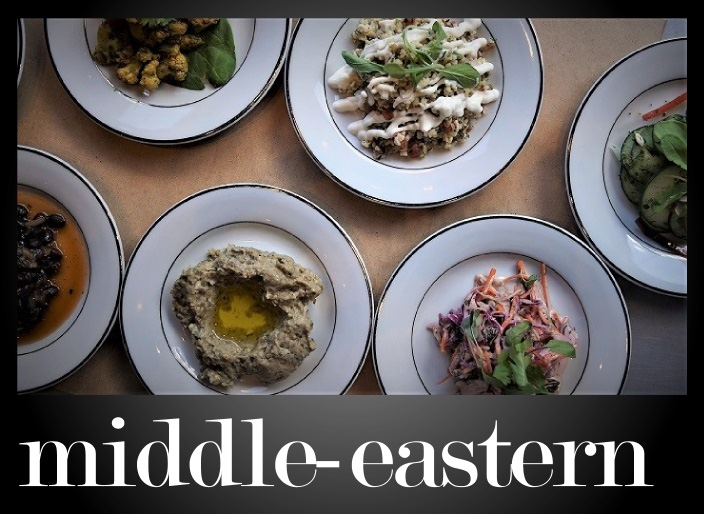 Best Middle-Eastern Restaurants in Mexico City