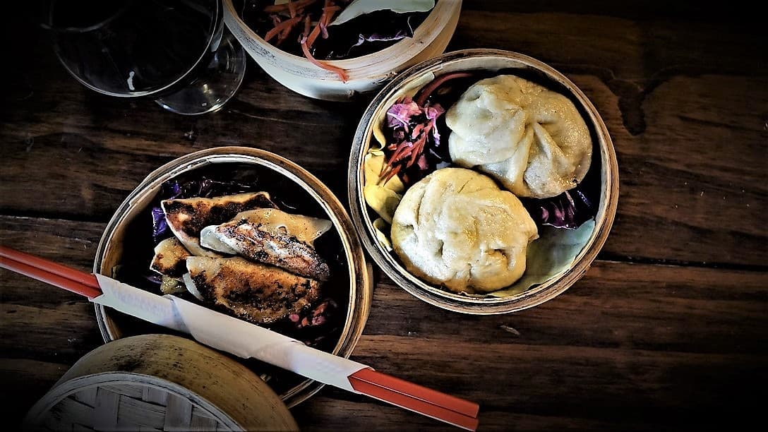 KOI Dumplings