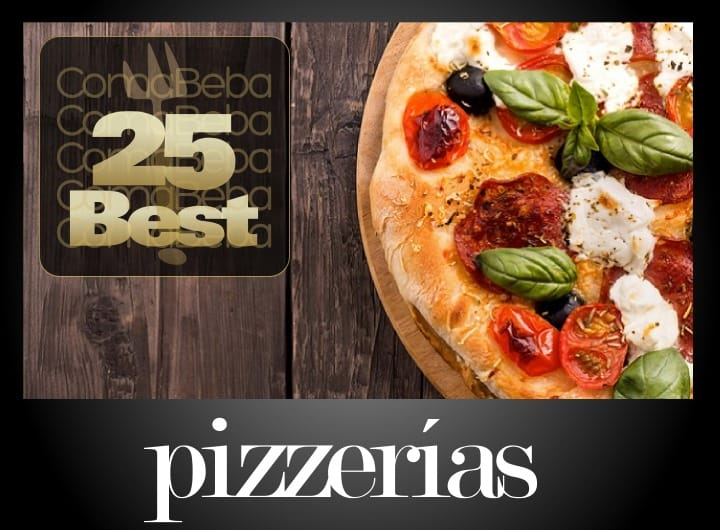 25 Best Pizzerías in Latin America