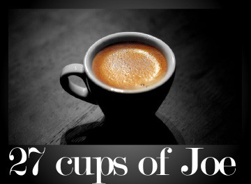 27 cups of Joe - Where to find great coffee in Santiago Chile