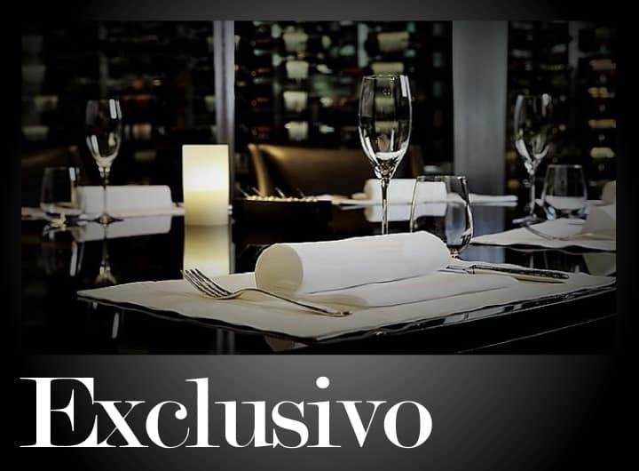 Los mejores restaurantes exclusivos en Ciudad de México