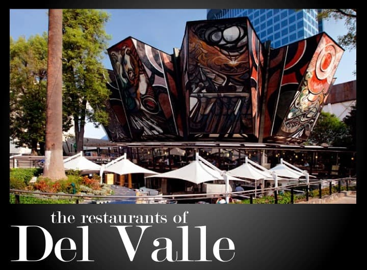 The best restaurants in Del Valle - Mexico City