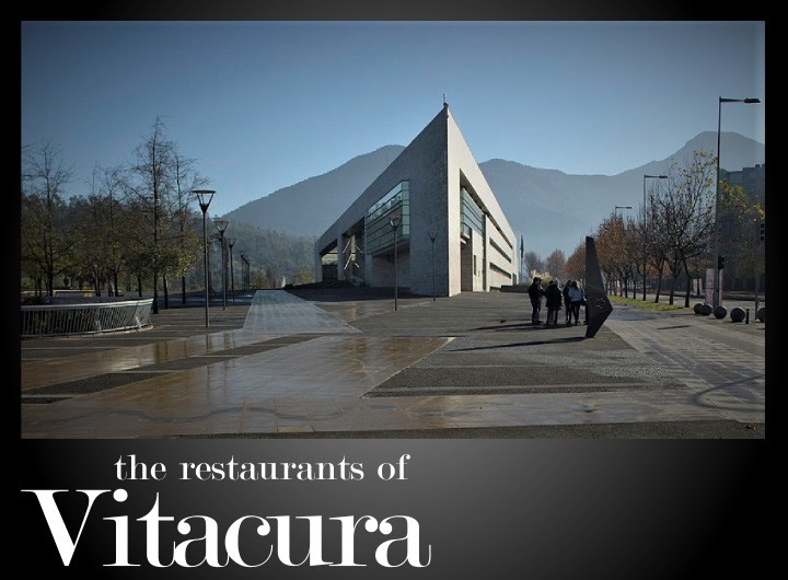 The best restaurants in Vitacura Santiago