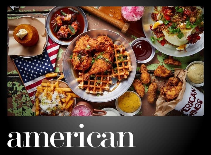 Best American Restaurants in Santiago Chile