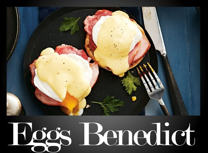 Where to find Eggs Benedict in Lima