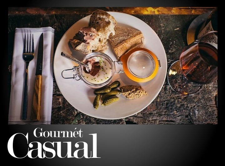 Mejores restaurantes gourmet casuales