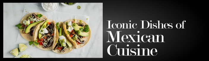 Iconic Mexican Dishes at Restaurants in Mexico City
